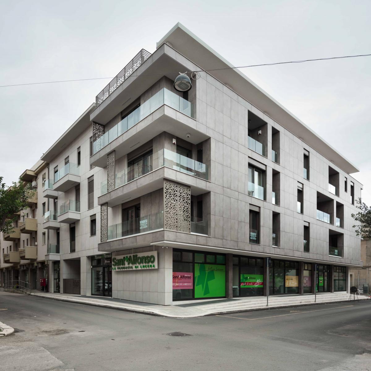 Edificio residenziale, Lucera